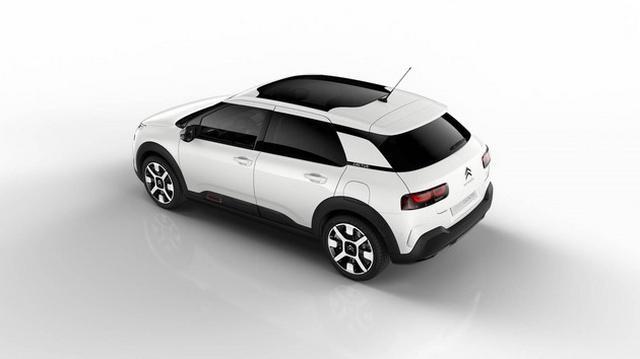 新款雪铁龙C4 Cactus 或定位紧凑级两厢车