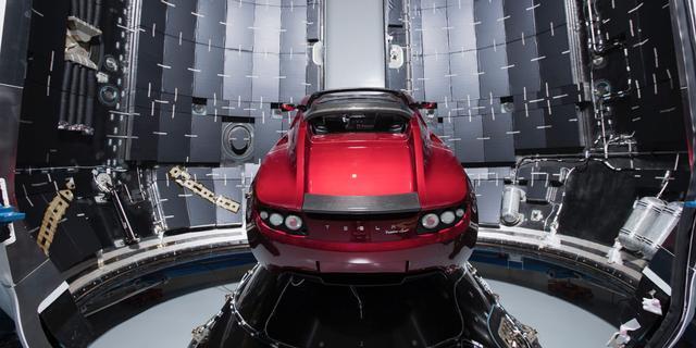 十点一线:特斯拉将升太空 是电动汽车迈出的一大步?