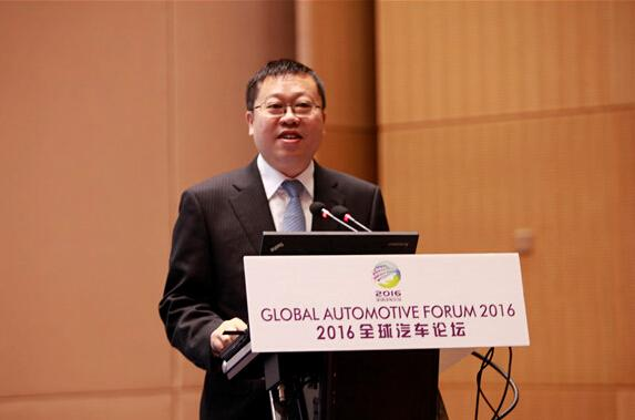 王俊:大数据促转型 车企将成为服务者
