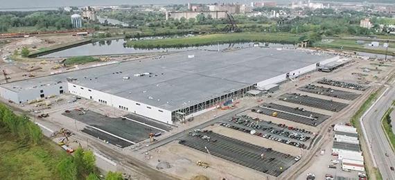 松下拟在特斯拉Gigafactory 2生产太阳能屋顶用电池