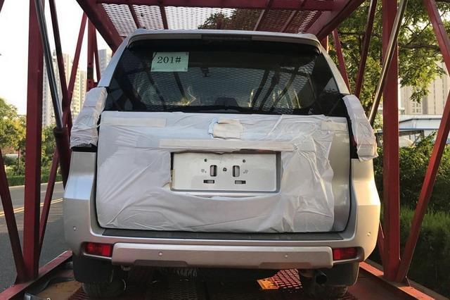 普拉多2.7L車型正式停產! 新款價格上升