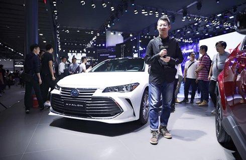 【我嘞个CAR】趣评一汽丰田亚洲龙