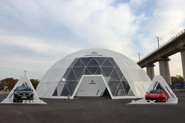 广汽Acura2019年全车系试驾会第二季北京站完美落