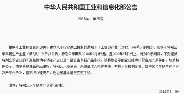 """58家车企面临退市风险 造车新或盯紧""""壳""""资源"""