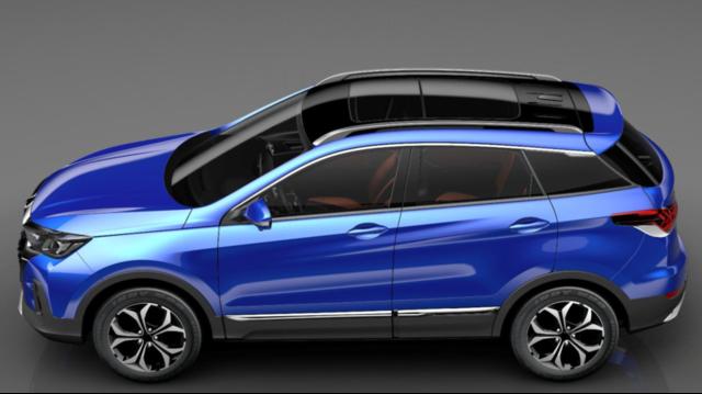 """最新自主品牌SUV来袭 """"黑科技""""功能值得关注"""