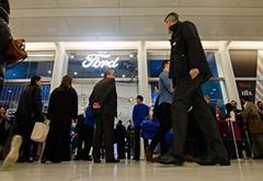 福特FordHub体验中心登陆纽约 转型移动出行服务商