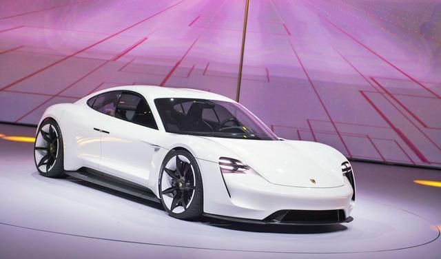 保时捷将投入1400名员工研发电动车 3年后量产