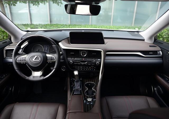 雷克萨斯新一代RX将于11月12日上市
