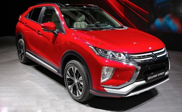 马自达CX-4对手来了! 广汽三菱将推全新SUV