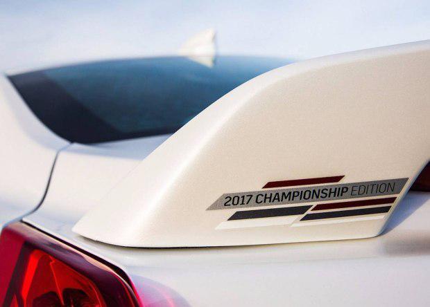 凯迪拉克ATS-V冠军特殊版官图 美式运动风