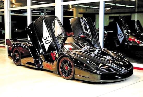 F1车手舒马赫拍卖豪华座驾 起价260万美元