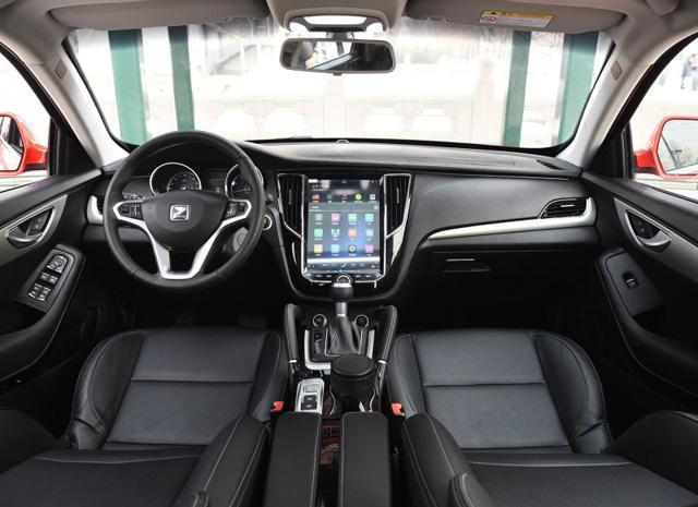 众泰SR7将1月28日上市 预售7.68-10.98万