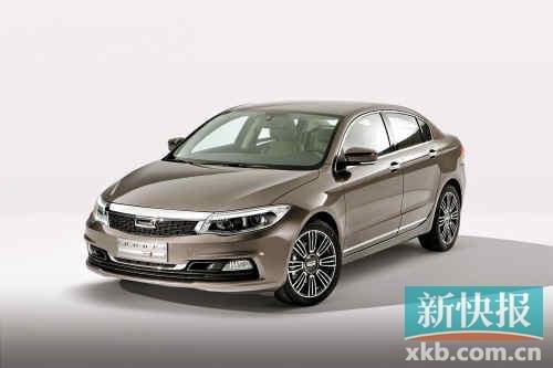 观致汽车携首款车型亮相上海国际车展亮相