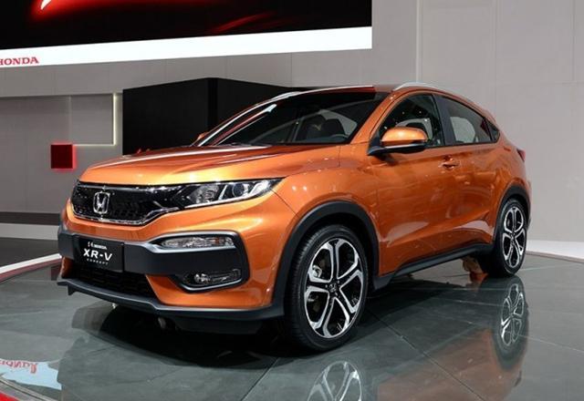 东风本田新款XR-V本月上市 配置将升级