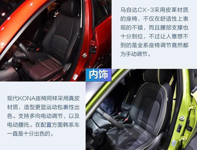 年轻人第一台SUV马自达CX-3 PK现代ENCINO