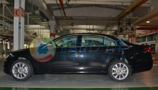 [国内车讯]红旗H7北京车展首发 5月将下线
