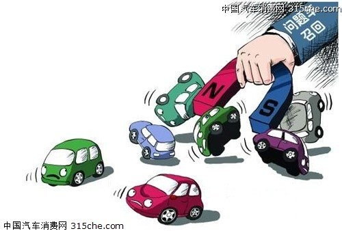 汽车召回立法高清图片