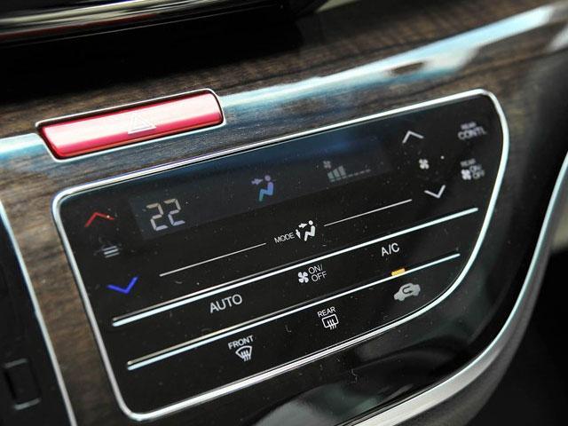 新款奥德赛购车手册 推荐2.4L豪华版高清图片