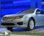 2011上海车展福特汽车展示
