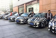 武汉出现国内首个网约车并购出租车案例