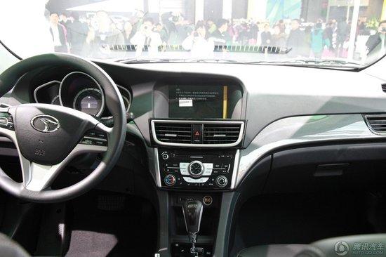 东南汽车携双品牌精英车型魅力亮相车展高清图片