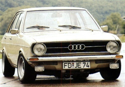 奥迪A4发展历史简介 八代车型不断创新