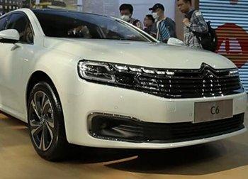 北京车展解读雪铁龙C6 法国总统座驾