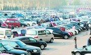 购买途径一:大型的二手车交易市场