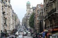 巴黎:重点优先发展公共交通