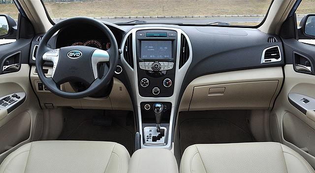 [国内车讯]全新比亚迪F3配置曝光 配备ESP