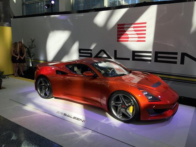 入门超跑赛麟S1内饰亮相 将在中国发售