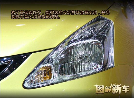 """[图解新车]日系""""T动力"""" 实拍新骐达1.6T"""