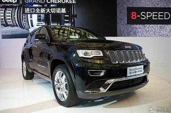 [国内车讯]新款Jeep大切诺基预售60万元起