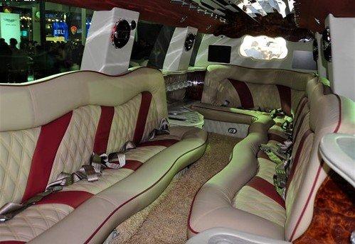 科瑞斯的/星科特展奢华座驾 改装加长车盘点