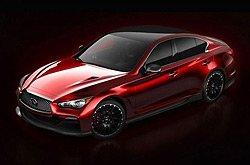 [新车发布]英菲尼迪Q50 Eau Rouge版官图