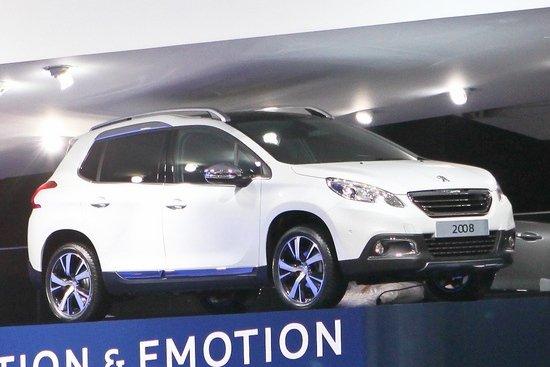 [海外车讯]雪铁龙全新小型SUV假想图曝光