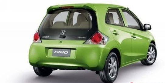 本田印度推出brio车型 将竞逐小型车市场