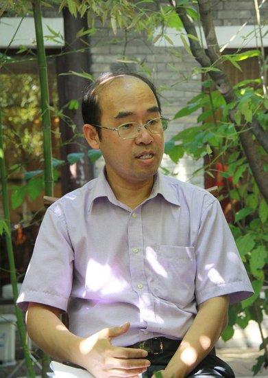 国家信息中心资源开发部主任徐长明