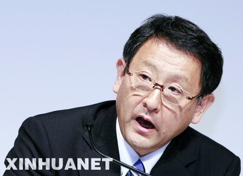 丰田章男回应召回与中国工厂9起停工事件
