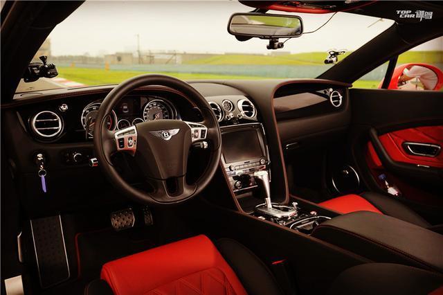 宾利全新欧陆GT V8 S亮相2014成都车展