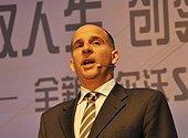 沃尔沃汽车中国CEO柯力世