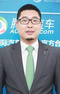 林肯中国销售及服务副总经理范自强