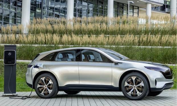 戴姆勒电动车发展规划期限提前 2022年前推10款电动车