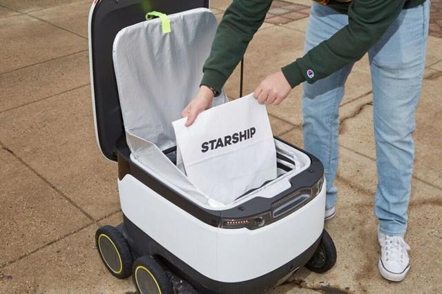 自动驾驶送货创企融资4000万美元 未来两年内服务