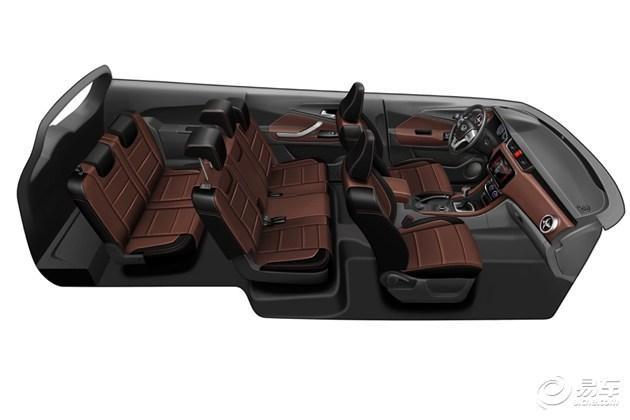 北汽幻速S3L预计8月上市 7座布局/标配ESP