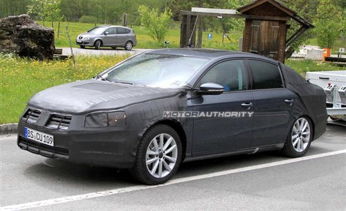 新Jetta/NMS等 大众四款国产新车型展望
