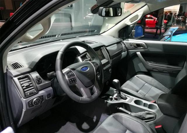 限量发售2500辆 福特Ranger限量版亮相