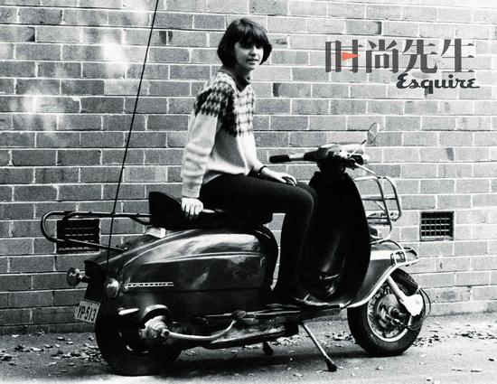 《时尚先生》8月刊汽车专题 摩登骑士指南