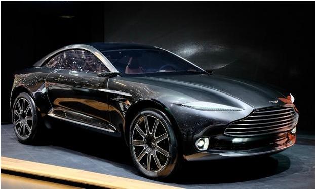 阿斯顿马丁量产的首款SUV将只提供汽油版本