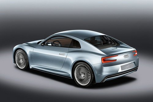 奥迪A3/R8 E-tron电动车 2012年上市销售
